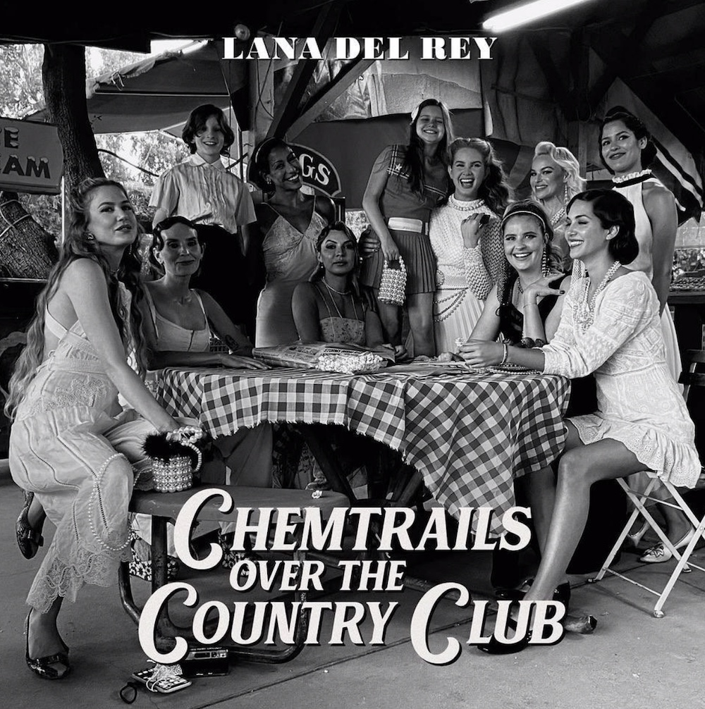 Lana Del Rey – 'Chemtrails Over The Country Club' Track Review